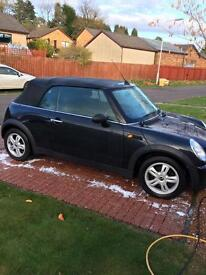 Mini convertible one owner full service history and low miles
