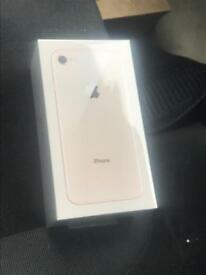 iPhone 8 pink