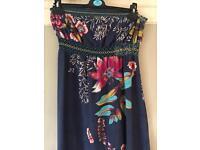 AX PARIS size 12 maxi dress