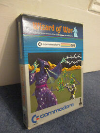 Wizard of wor commodore 64