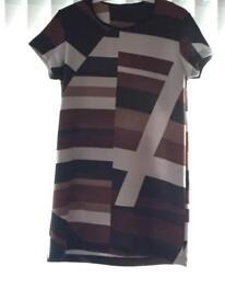Zara tunic dress size M