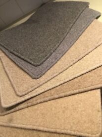 Top quality 80% wool carpet **bargain price**