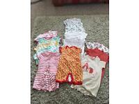 3-6 Months Old Bundle of Clothes