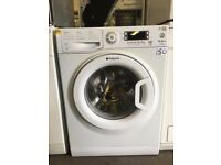 Hotpoint Ultima WMUD942P Washing Machine, 9kg Wash Load, 1400 RPM Spin, A++ Energy Rating. White