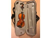 Violin- Pre loved 3/4 Sentor Violin Outfit