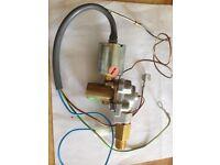 Rangemaster 110 oven gas valve