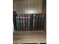 YA Novels 'The Morganville Vampire Series'