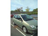 SWAPS ONLY Renault Scenic for small/medium van