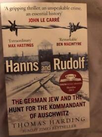 Hans and Rudolf history story book