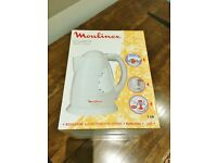 Moulinex Kettle Brand New