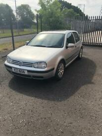 Volkswagen Golf 1.4 2001 **REDUCED* £900
