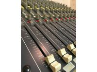 Alan and Heath GL 2 Mixing Desk