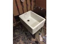 Armitage Shank Belfast Sinks perfect condition