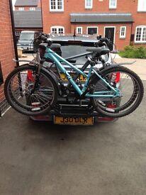 Vauxhall mokka bike rack