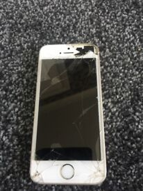 IPhone SE White