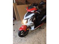 Moped for sale open to closest offer