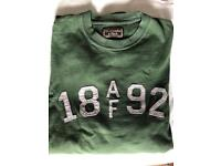 Abercrombie & Fitch vintage long sleeve t-shirt.