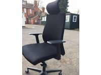 LUXURY ERGONOMIC HIGH BACK EXECUTIVE OFFICE CHAIR