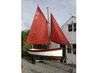 Clovelly Picarooner Family Day Boat