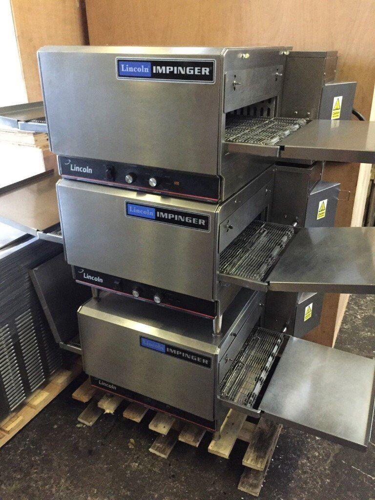 Lincoln Impinger Electric Countertop 16 Inch Conveyor