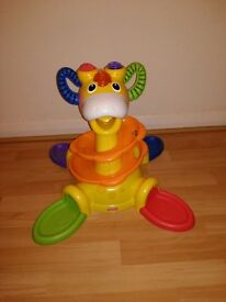 Sound and music giraff toy