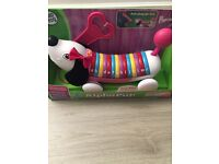 BRAND NEW girls Leap frog dog 12 months