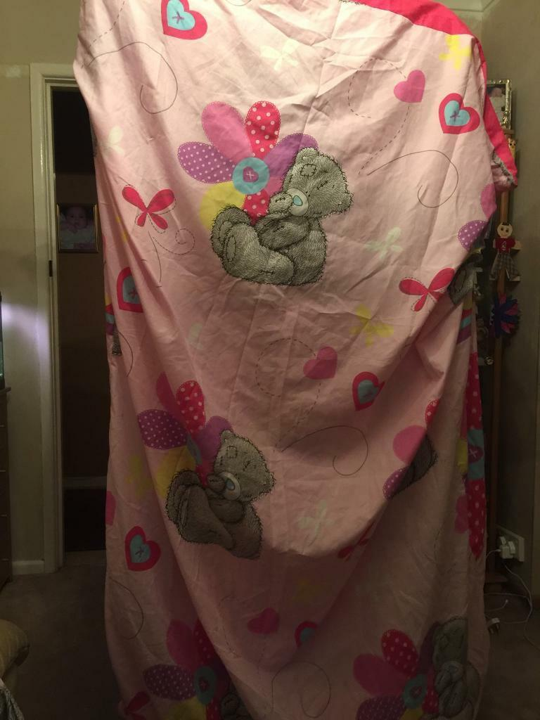 Tatty teddy single Dovet cover and pillow case