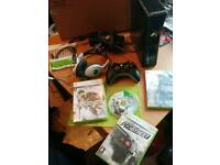 Xbox 360s slim w games can deliver