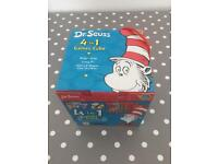 Dr Seuss 4 in 1 games cube