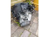 307 1.6 hdi gearbox