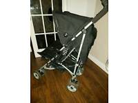 Mamas and Papas Beat Double Twin buggy stroller pram