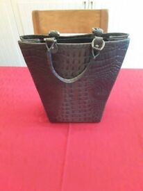 Selection of ladies handbags