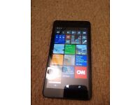 Lumia 535 (unlocked), 5inch, 8GB, very good condition - Windows 10 (the latest)