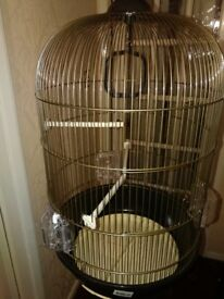 Brand new bird cage with stand for parrot, budgie,