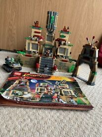 Lego Indiana Jones Bundle of 3
