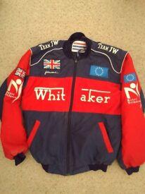 Whittaker jacket