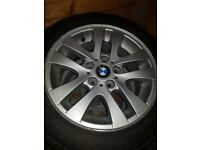 Genuine BMW Alloys