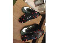 Nike Mercurial stud boots