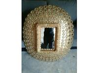 Nice large mirror free delivery
