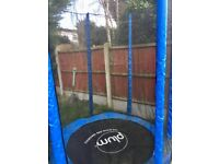 Toddler first trampoline