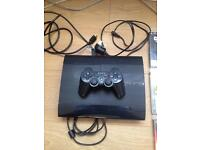 PS3 500gb & 9 games exellent condition