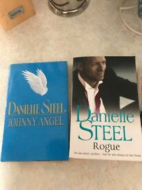 4 X Danielle Steel Books for sale