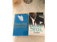 4 X Danielle Steel Books for sale