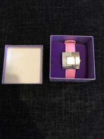 Girls watch With diamantes