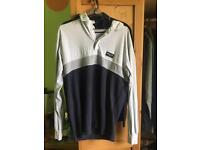 Nicce long sleeve polo shirt