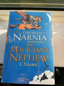 Complete set Chronicles of Narnia