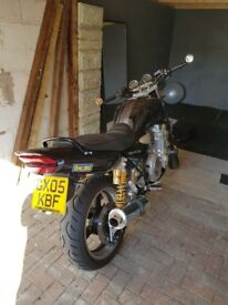 Yamaha XJR1300 2005 *LOW MILEAGE*GOOD CONDITION*
