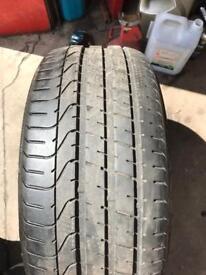 245/40/18 Pirelli p zero