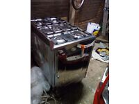 Baumatic 90cm gas cooker with electric oven sale
