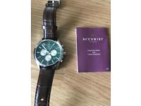 Immaculate accurist watch for sale